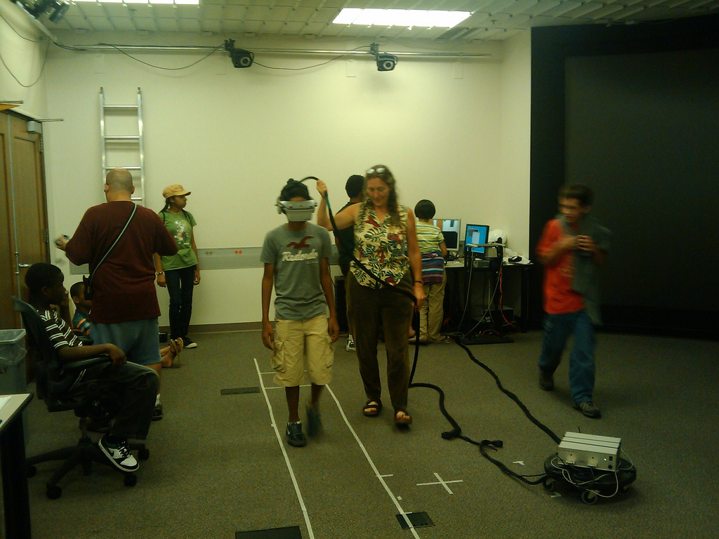 Robot Kids Camp: Virtual Reality