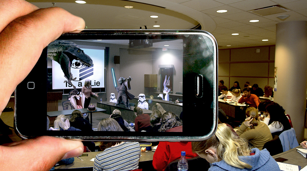 Augmented Reality by Tom